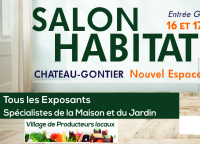 Salon de l'Habitat Château-Gontier 2019